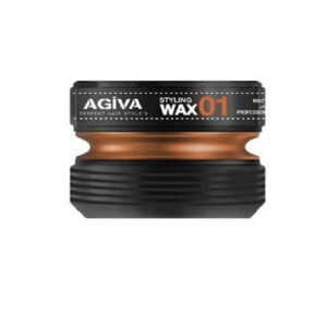 Agiva Styling Wax 01 Wet and Islak 175 ml