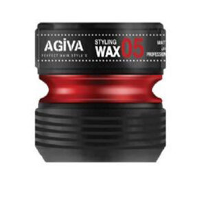 Agiva Styling Wax 05 Gummy Wax 175 ml