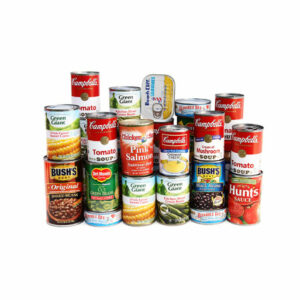 Canned Food & Other Groceries