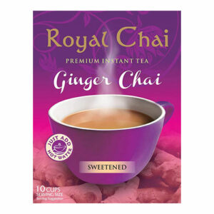 royal chai ginger