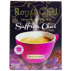 royal chai saffron