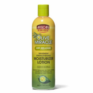african pride olive miracle moisturiser lotion